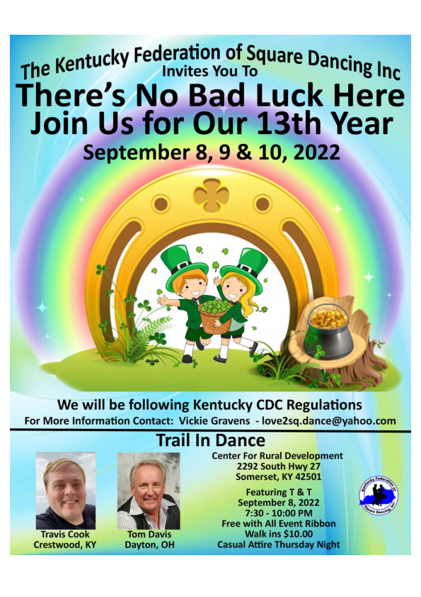 9/8-10/22 — Kentucky State Convention